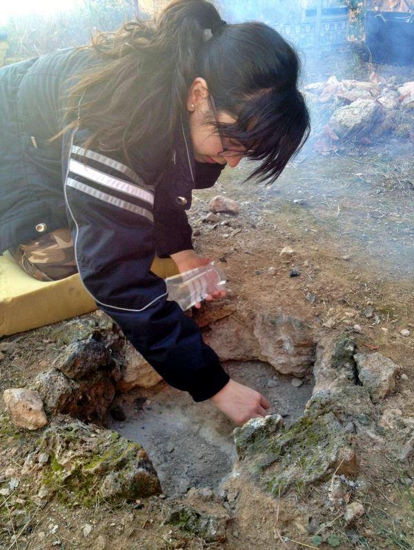 Estudio del fuego en contextos prehistóricos