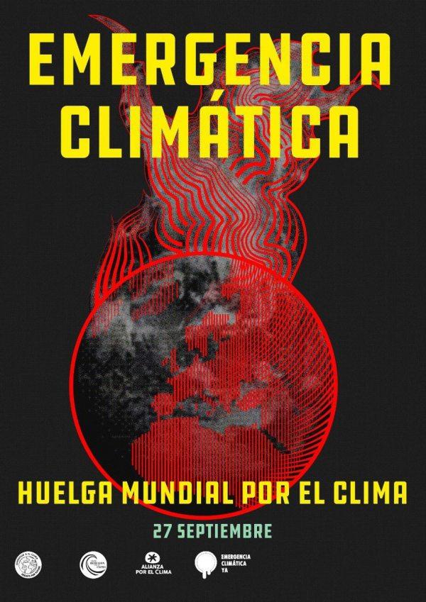COPADE con la Huelga Mundial por el Clima