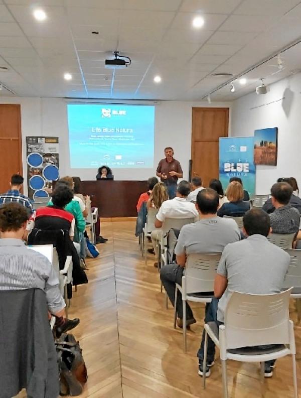 Analizando los ecosistemas marinos y costeros de las Marismas del Odiel (Huelva)