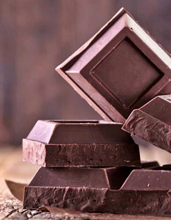 Ojito con incluir chocolate en tu dieta saludable