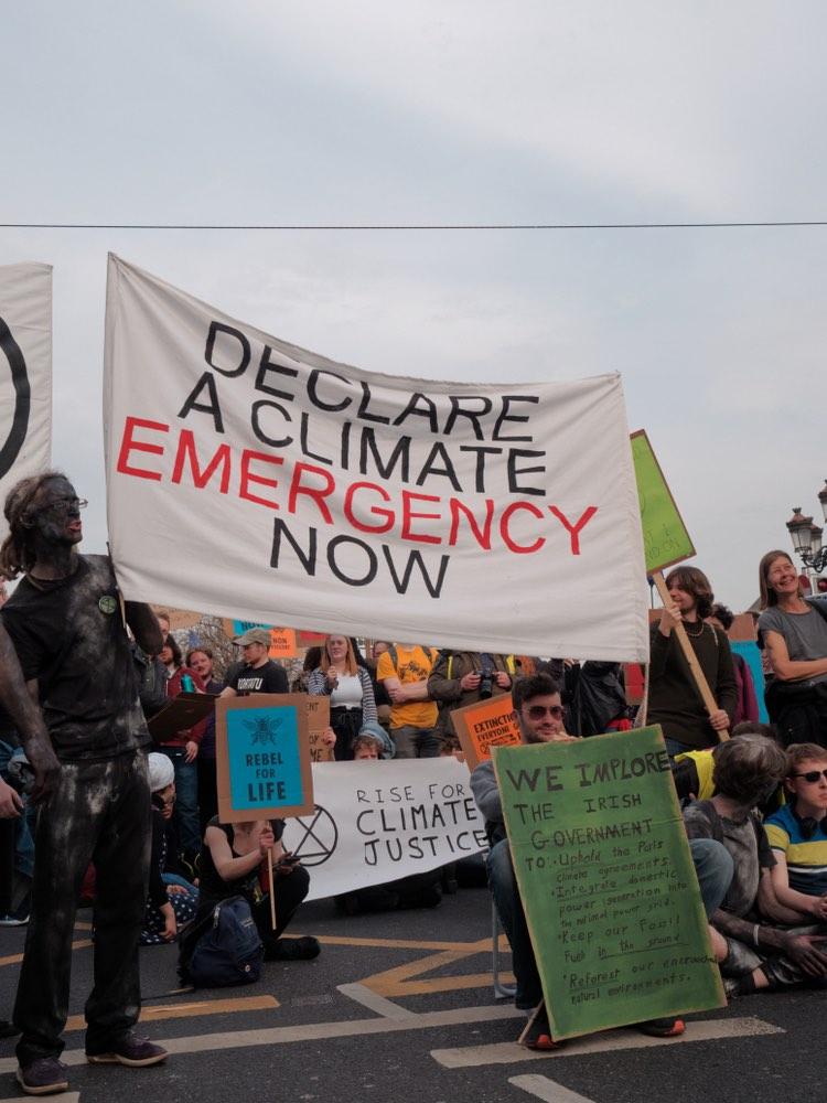 27 de septiembre: Cerrado por 'emergencia climática'
