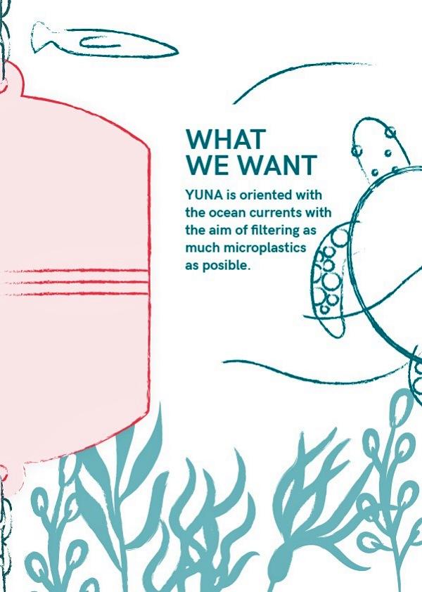Tecnología verde para filtrar los microplásticos en las costas