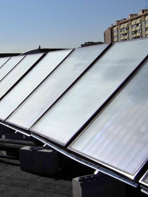 España es líder en energía solar térmica
