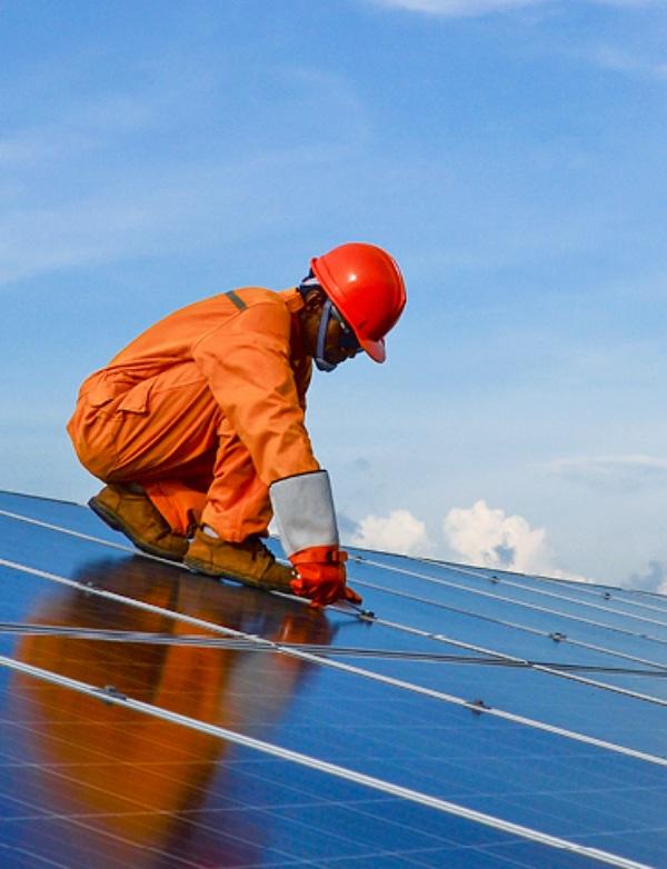 La respuesta climática solo pasa por apostar en energías renovables