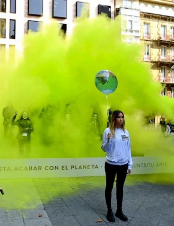 El 'batiburrillo estéril' de mezclar: Sortu, PNV, Independencia, y Cambio Climático