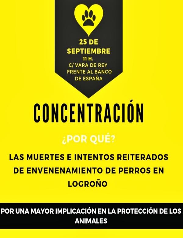¿Qué pasa con los envenenamientos de perros en Logroño?