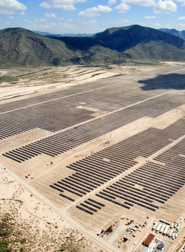 OPDEnergy firma financiaciones por 86 millones de dólares con Sumitomo Mitsui para la construcción de dos plantas fotovoltaicas en México
