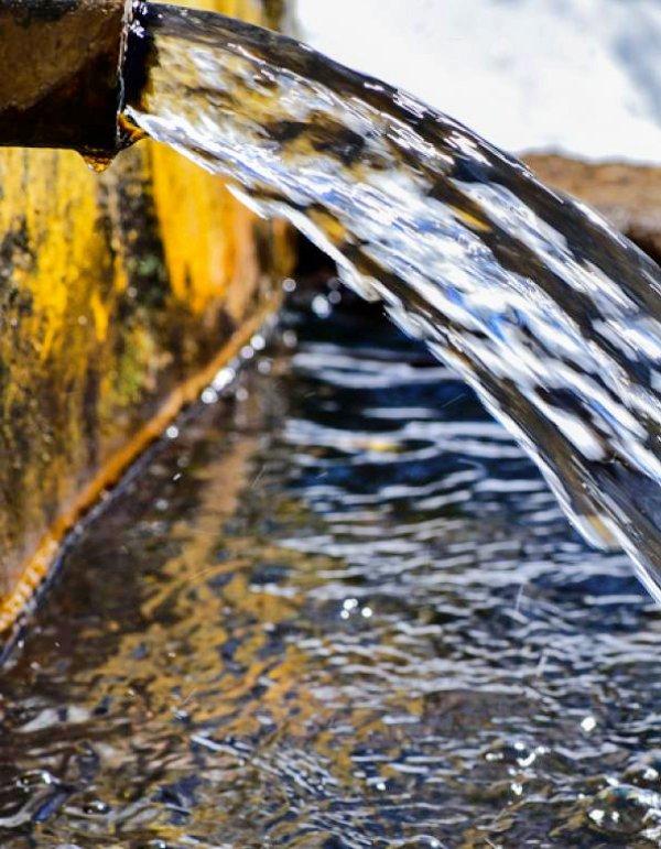 Los recursos hídricos deben ser 'solidarios' entre 'territorios' y 'proporcionales'