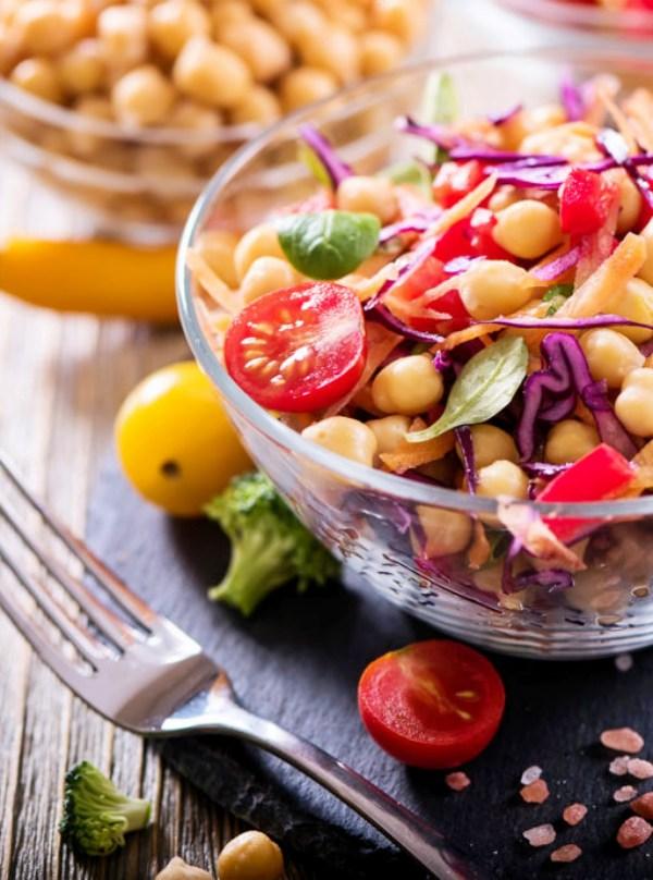 El 'Yin' y el 'Yang' de la dieta vegana