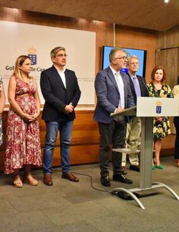 Ecologistas cuestionan el alcance de la declaración de 'emergencia climática' del Gobierno de Canarias