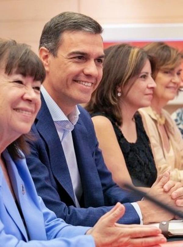 El PSOE incluye, en su propuesta de Gobierno, la 'declaración de la emergencia climática' en España