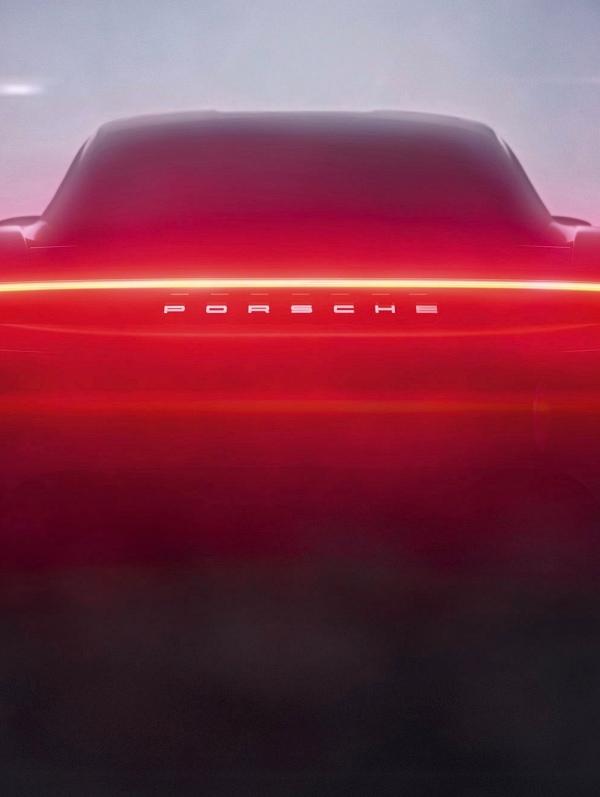 Porsche avanza detalles sobre el Taycan, su nuevo eléctrico