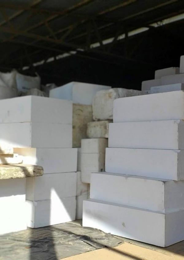 El reciclaje de poliestireno expandido se incrementa 'exponencialmente' en España