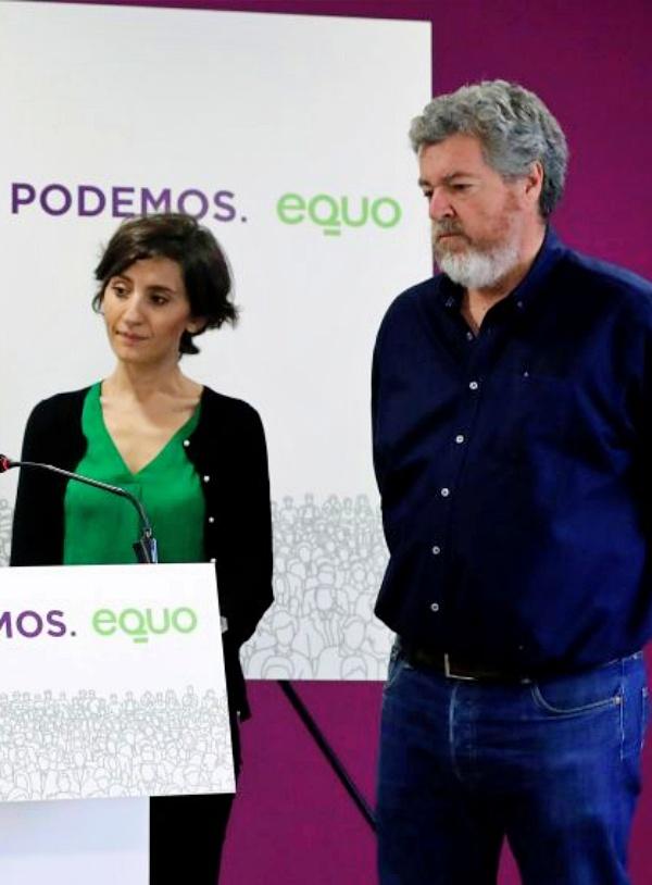 Unidas Podemos alerta sobre la vinculación de España en la devastación de la Amazonia