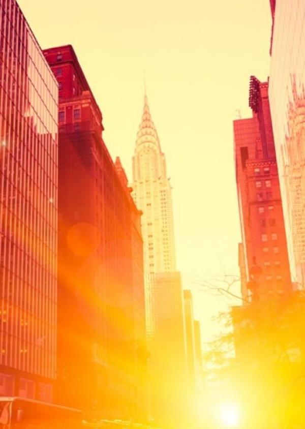 Enfriar las islas de calor de las ciudades de forma natural