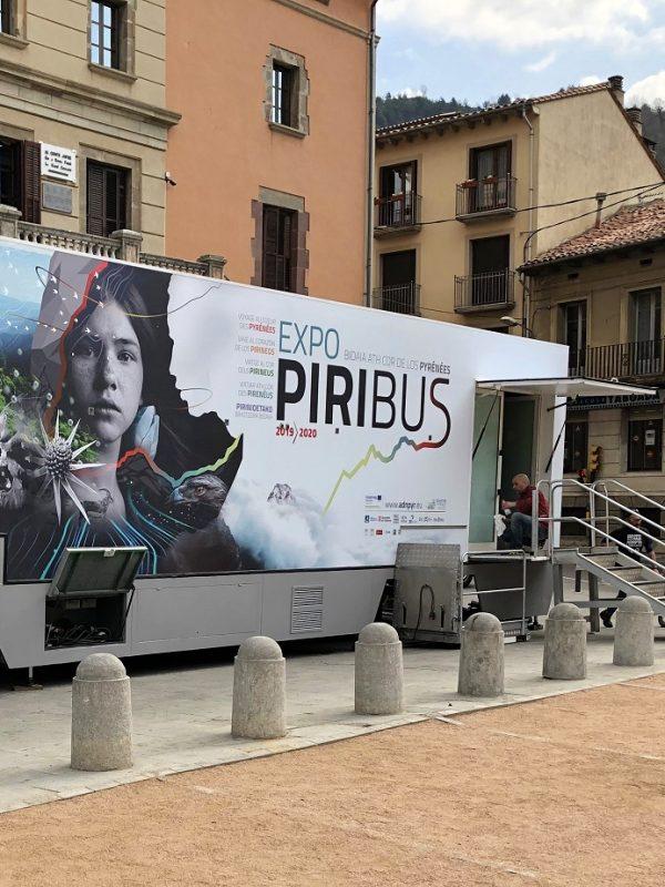 La exposición sobre el patrimonio natural y cultural del Pirineo llega a Jaca (Huesca)