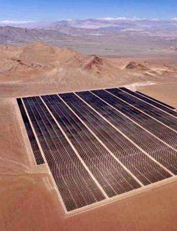 Acciona crea un centro de innovación en su planta de El Romero Solar (Chile)