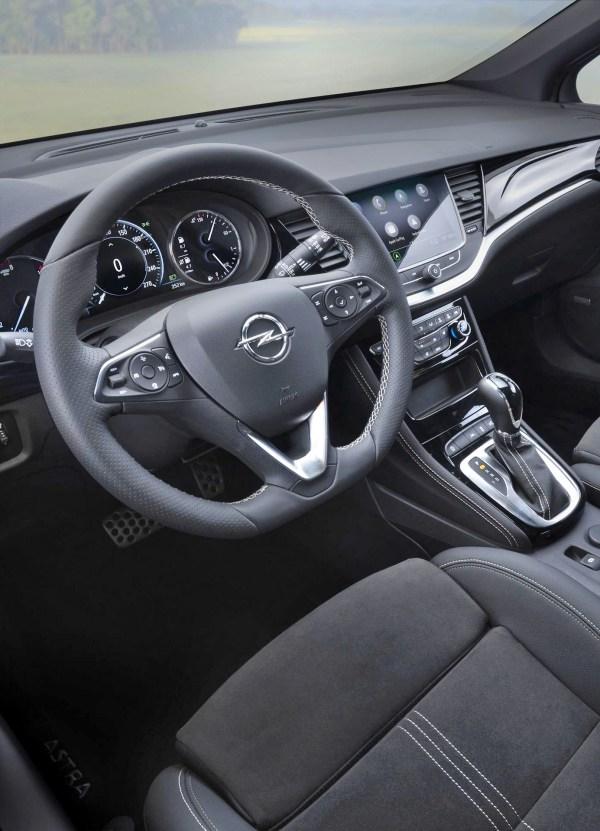 Opel presentará un nuevo Astra con motor eficiente