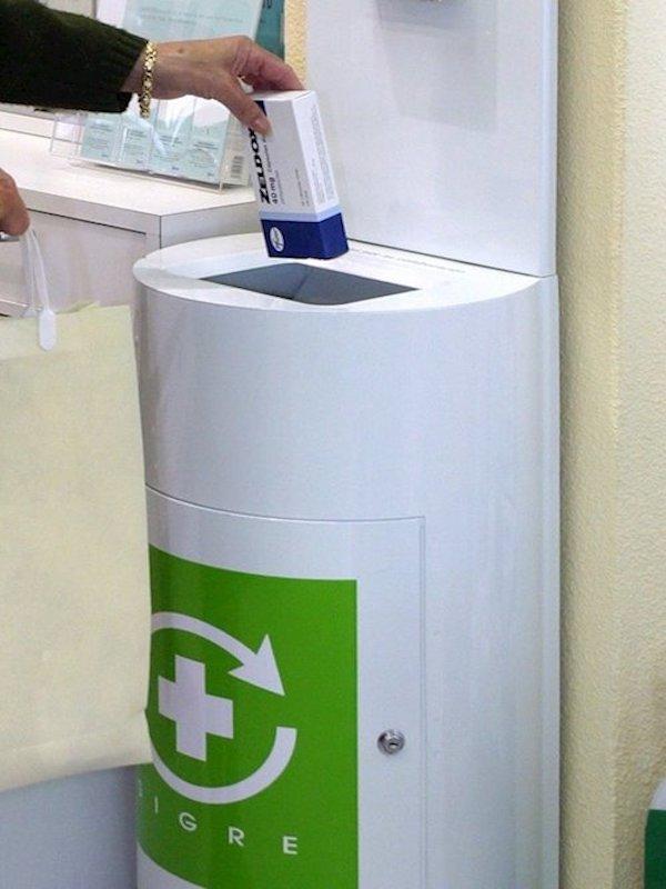 SIGRE 'al pie del cañón' con la gestión de residuos de medicamentos domésticos durante el estado de alarma