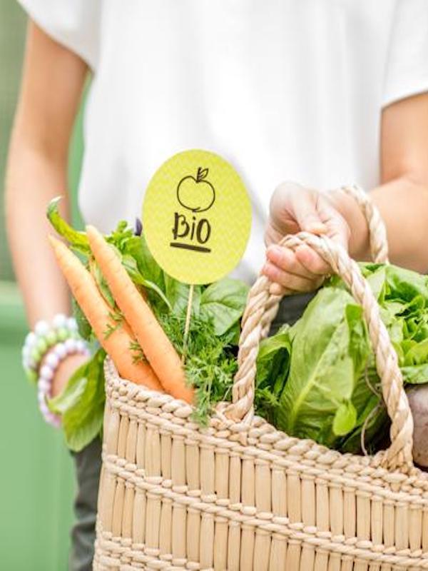Productos ecológicos de la Comunitat Valenciana a 'domicilio', come sano y saludable