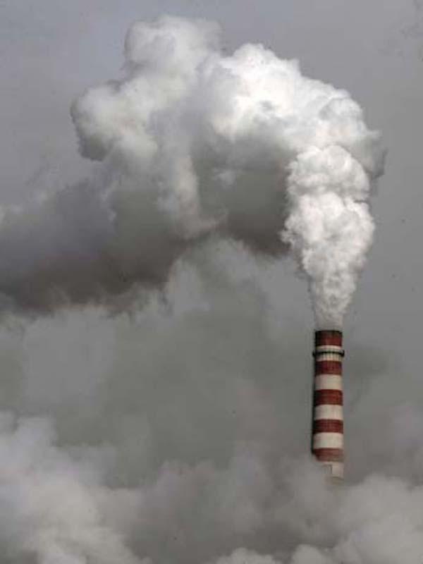 La concentración de CO2 es un 'non-stop'
