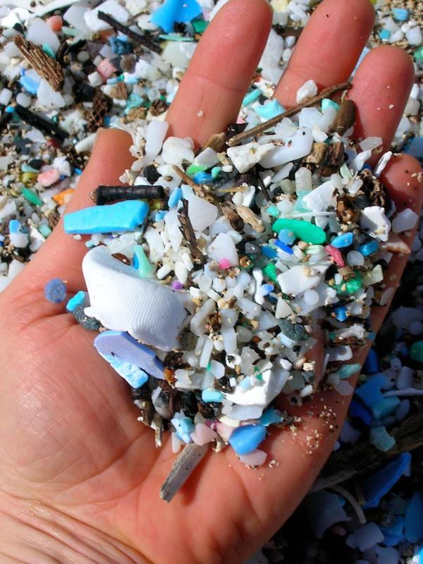 Tecnología verde para determinar la huella plástica de las empresas