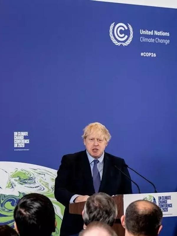 El 'desastre' de posponer la COP26 de Glasgow