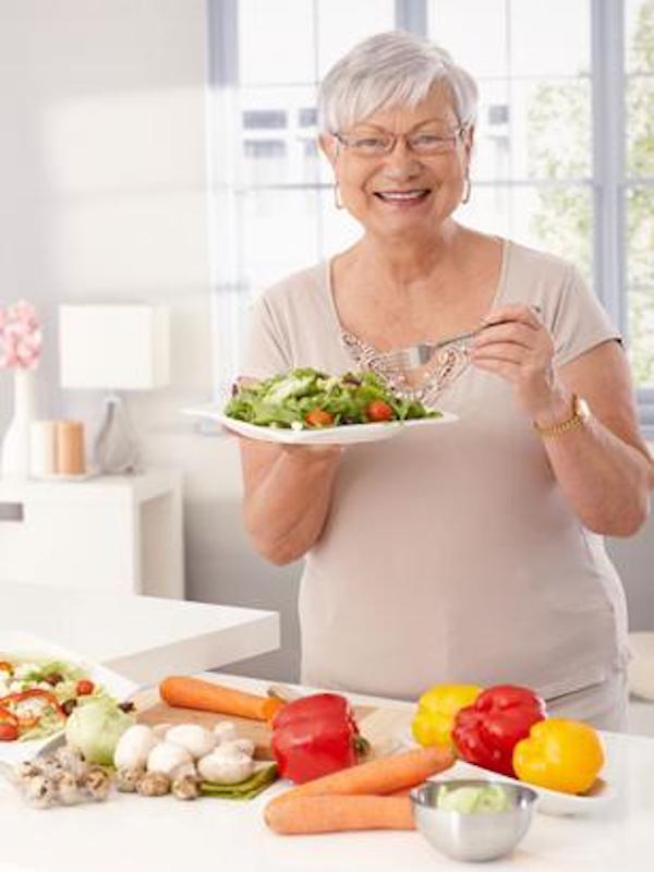 Un estilo de vida saludable mejorará tu memoria cundo seas mayor