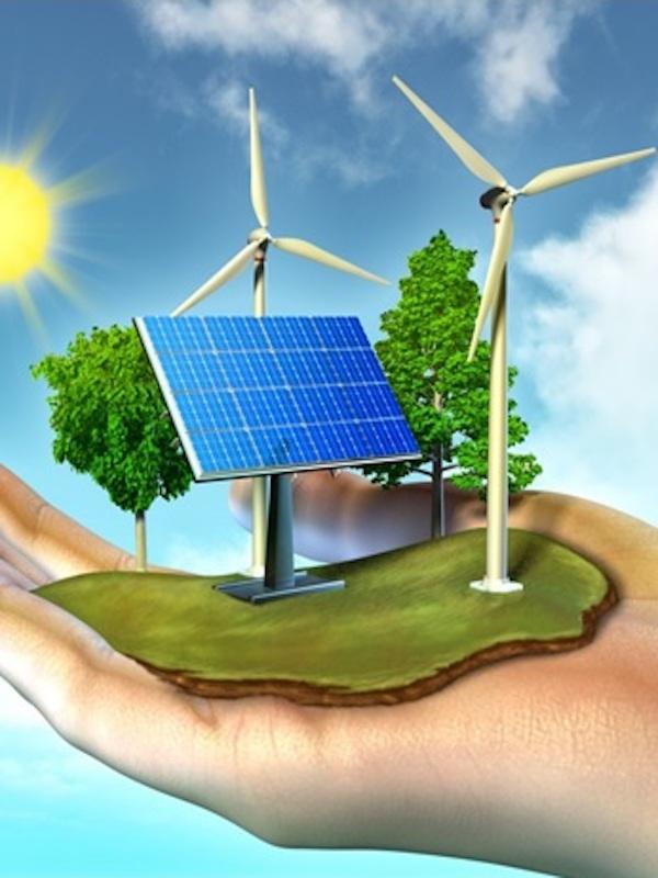 Las energías 'verdes' representan casi tres cuartas partes de la nueva capacidad de 2019