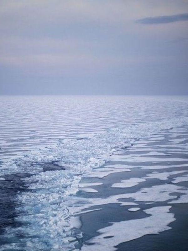 El Ártico puede condicionar el clima extremo en Eurasia en semanas