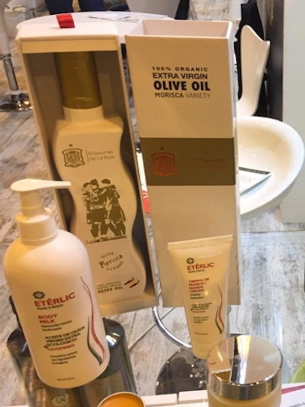 Aceite cosmético ecológico