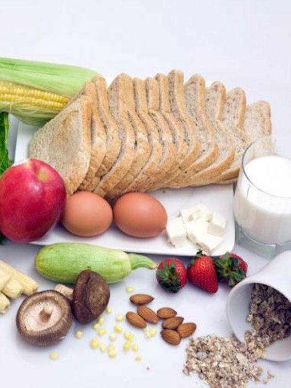 Alimentos saludables para nuestros huesos