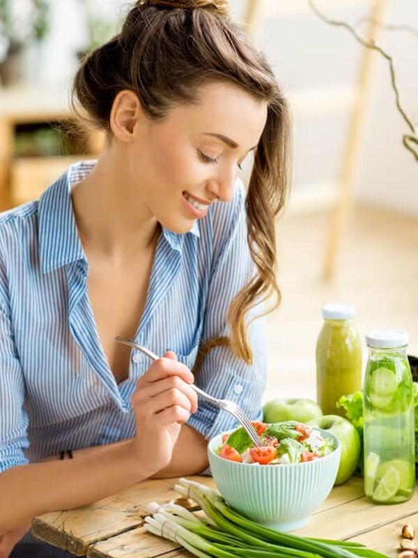 Inmunidad a través de una dieta saludable en tiempos difíciles