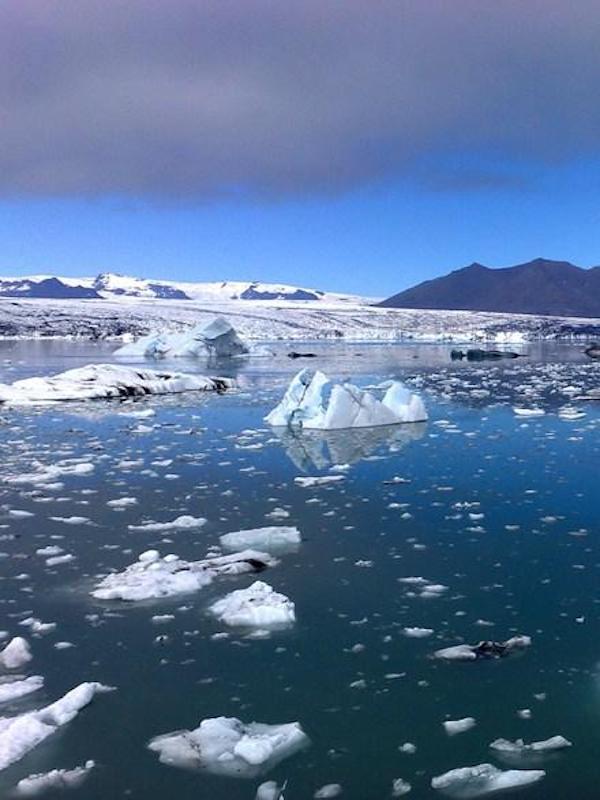 El ártico puede actuar como un amplificador de la 'crisis climática'