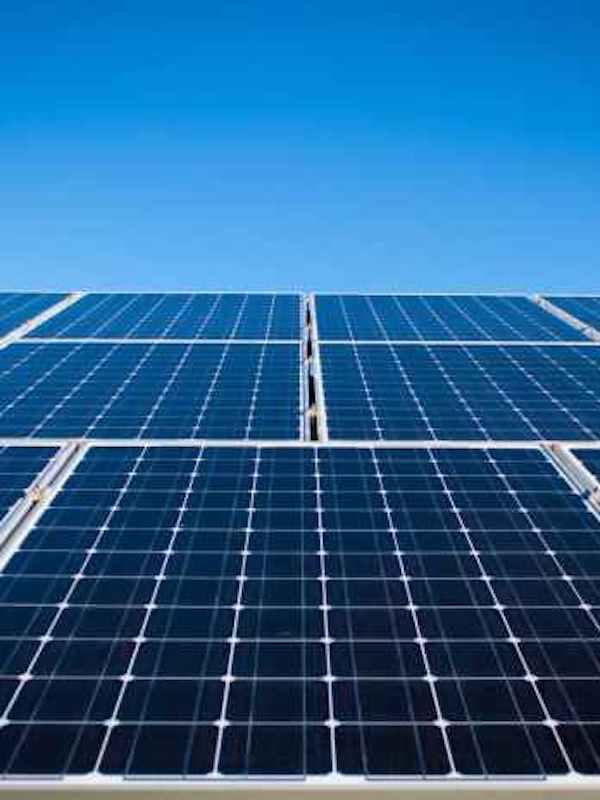Plan para la reactivación del sector de energía solar