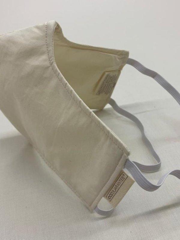 Mascarillas reutilizables de algodón 100% y además ecológicas