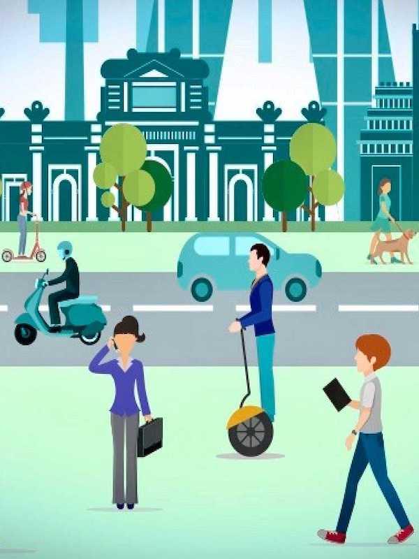 Por una nueva movilidad urbana