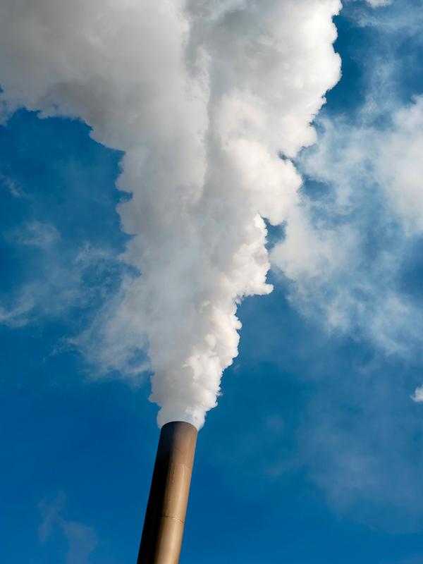 Los niveles de CO2 en la actualidad son un 26% más altos que los registrados en 1970