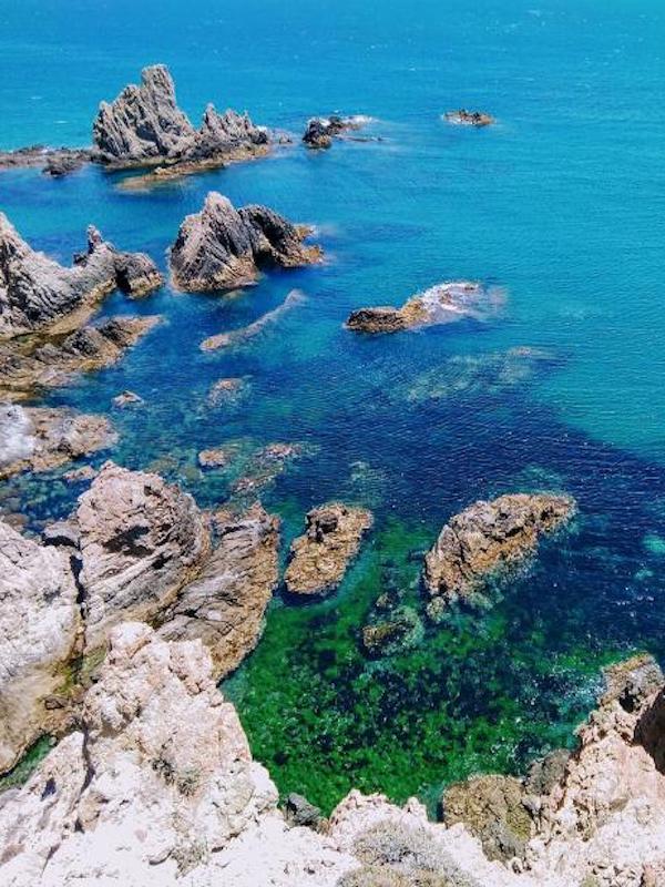 Junta destina más de un millón de euros a actuaciones en el parque natural de Cabo de Gata-Níjar (Almería)