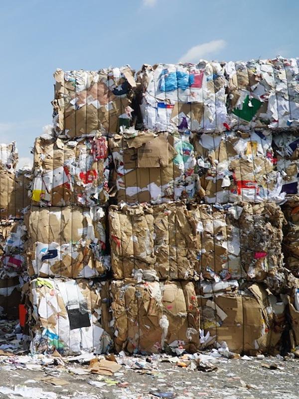 Más de la mitad de la producción mundial de papel y cartón en 2018 se realizó con fibra recuperada