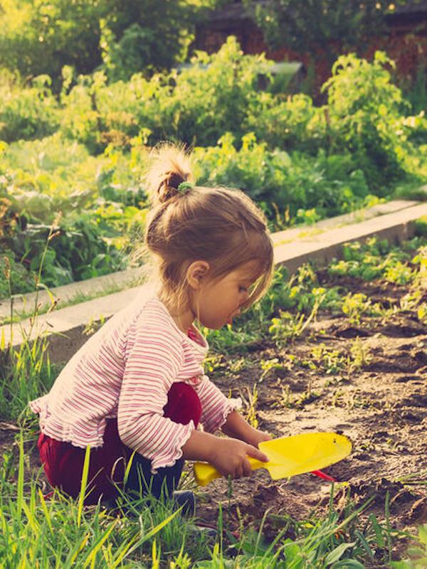 La enorme importancia de que los más pequeños pasen más tiempo en la naturaleza