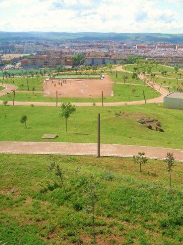 Córdoba, quieren crear dos nuevos parques caninos en el Parque de La Asomadilla