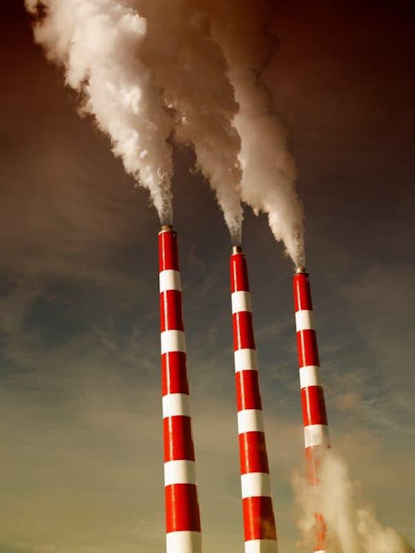 El aumento de CO2 antropogénico en la Tierra no tiene precedentes