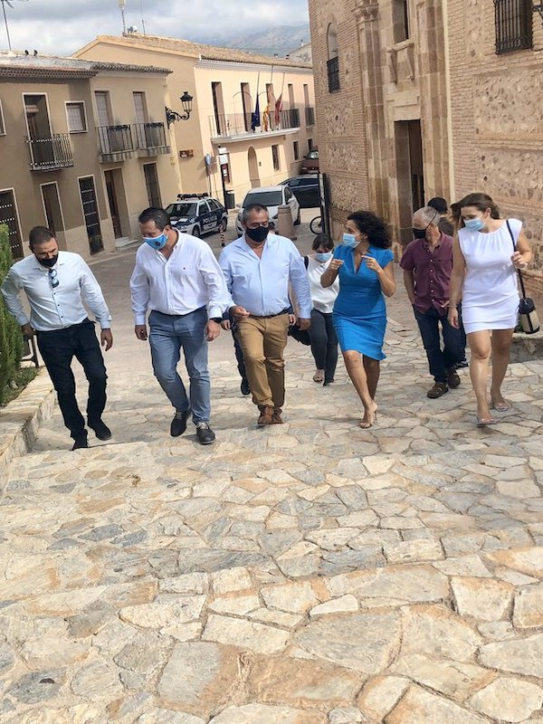 Un nuevo Plan de Sostenibilidad Turística reforzará Sierra Espuña como destino de Ecoturismo