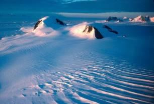 Deshielo récord, hasta 16 metros por año, en un glaciar antártico