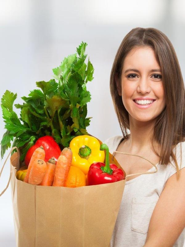 Analiza tu dieta vegetariana