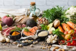 Vida saludable. Más beneficios de la dieta mediterránea
