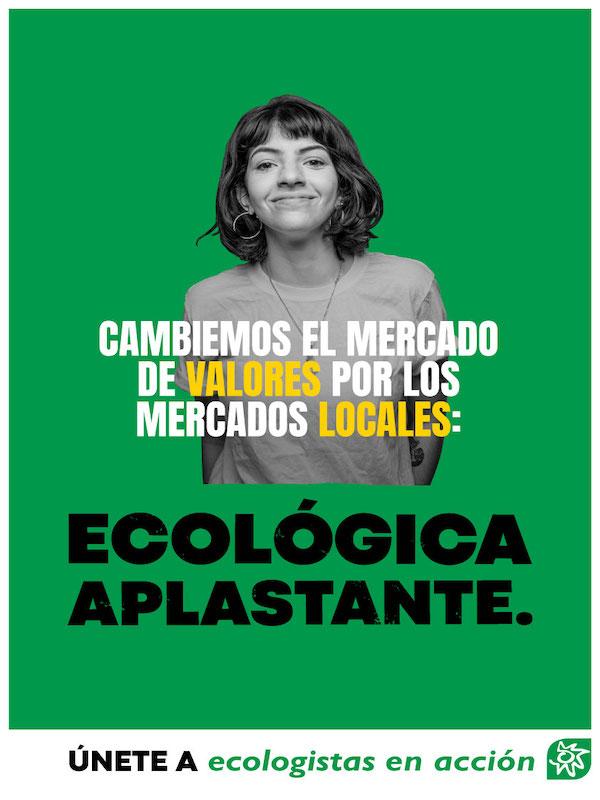 Ecologistas en Acción Canarias presenta la campaña Ecológica Aplastante
