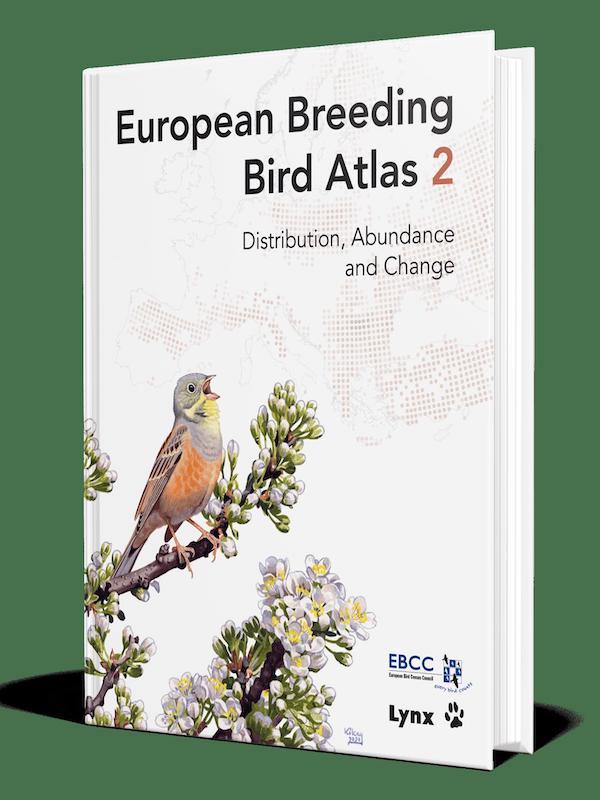 Naturaleza. Nuevo Atlas Europeo de las Aves Reproductoras