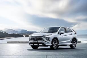 Movilidad eléctrica. Atención a la llegada del 'Mitsubishi Eclipse Cross híbrido enchufable'